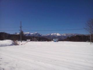 八ヶ岳2012・2・3