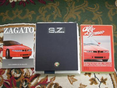 ZAGATO BOOOKS SELECTION 1