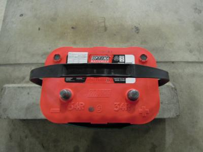 OPTIMA Dry Battery 1