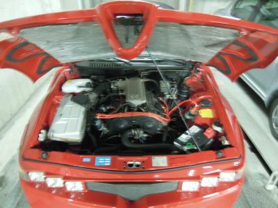 AlfaRomeo RZ Engine Room 3
