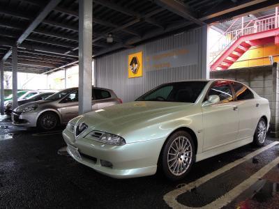 166 at Renault Ariake Parking 2