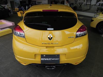 Renault Megane RS New 1