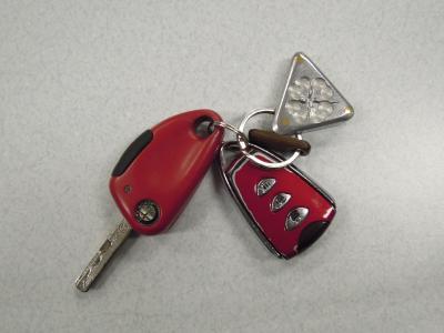 Alfa 166 Key Set 1