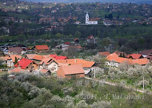 教会のある村 その2