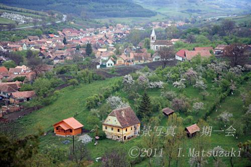 教会のある村 その1