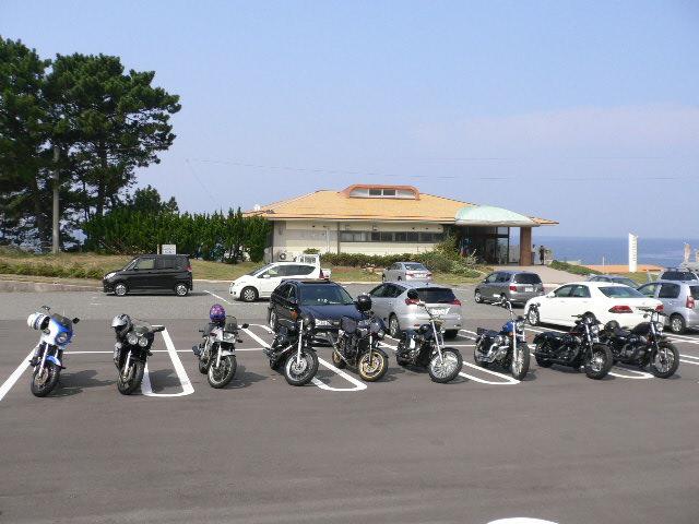 志賀島バイク2