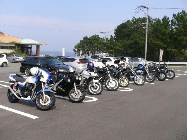 志賀島バイク1