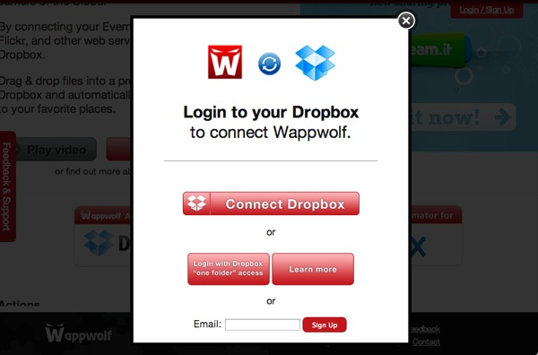 Automate your Dropbox 2