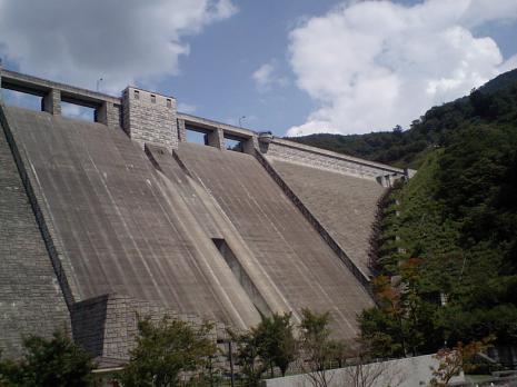 2007四万川ダム熊猿ツーリング