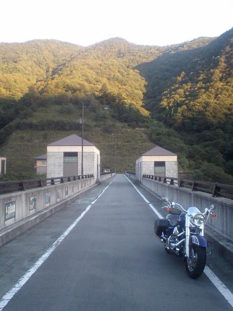 2007四万川ダム星空ツーリング