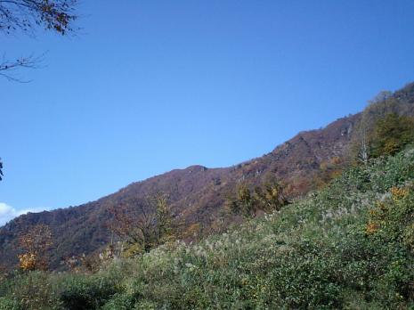 2007紅葉越後駒ヶ岳ありがとうツーリング