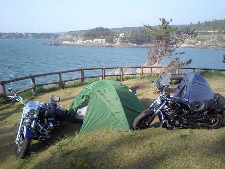 2008鳥海山ツーリング