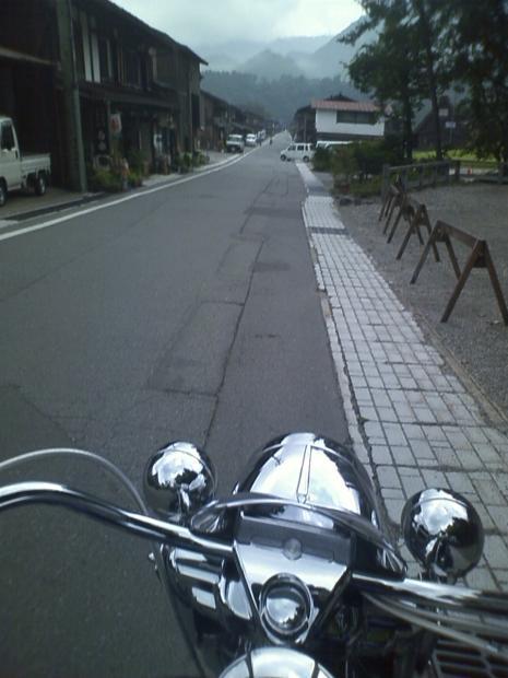 2009白川郷ツーリング