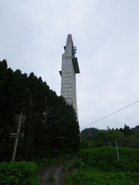 石崎無線中継所