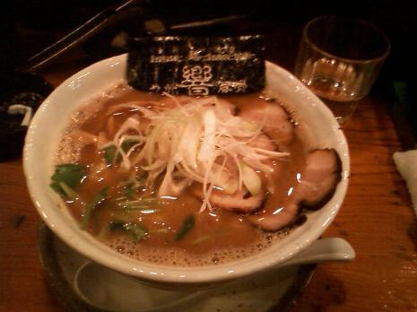 九州麺酒房響 肉増こくうまラーメン