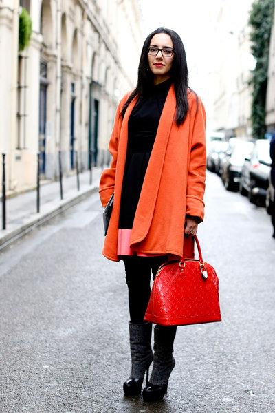 オレンジコート