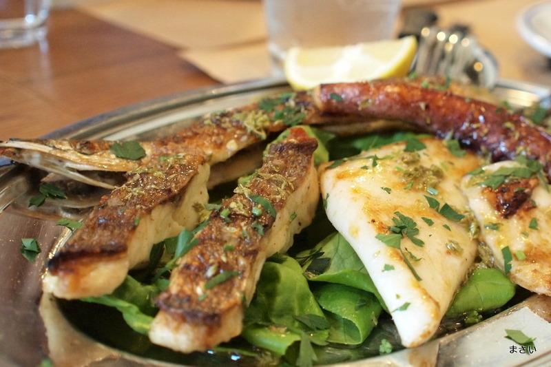 ■ イル・ピスタッキオ シチリア料理