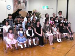 10'ピアノ発表会2