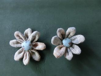 3連ちゃん&お花作り