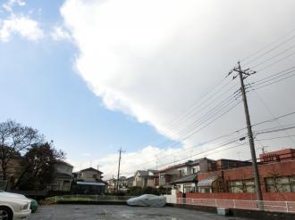 すごいお天気でしたね!