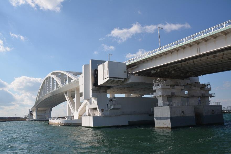 夢舞大橋 (1)