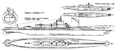 伊400型2