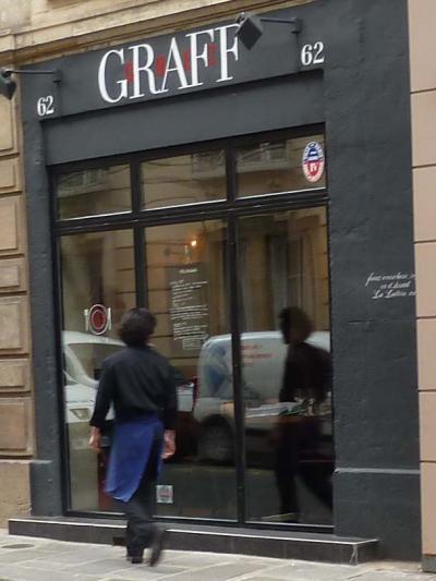 ビストロ Chez Graff は日本人シェフが大活躍!