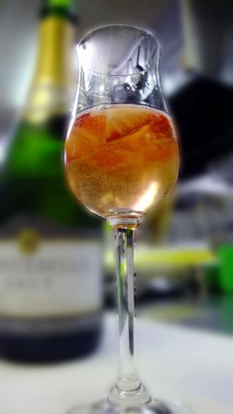 完成 イチゴ酒