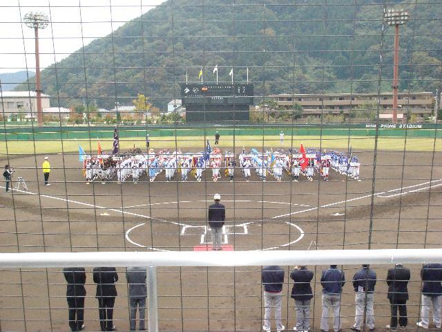 秋季岡山県学童軟式野球大会(新人戦)