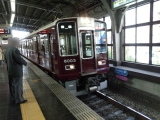 201411阪急神戸三宮駅特急