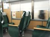 201411阪急梅田駅河原町行き特急座席