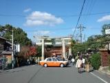 201411八坂神社
