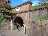 201411蹴上レンガ造りトンネル