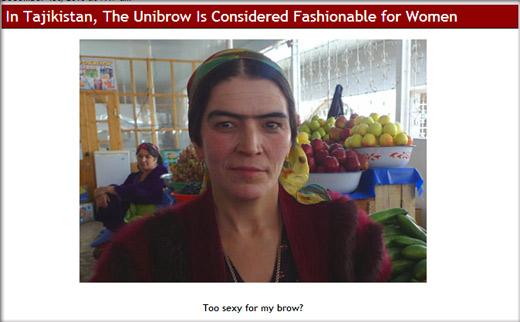 タジキスタンの女性