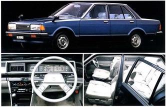 日産ブルーバード910型