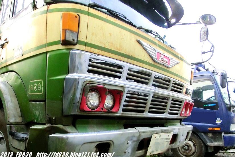 日野・K♯/T♯/H♯型トラック
