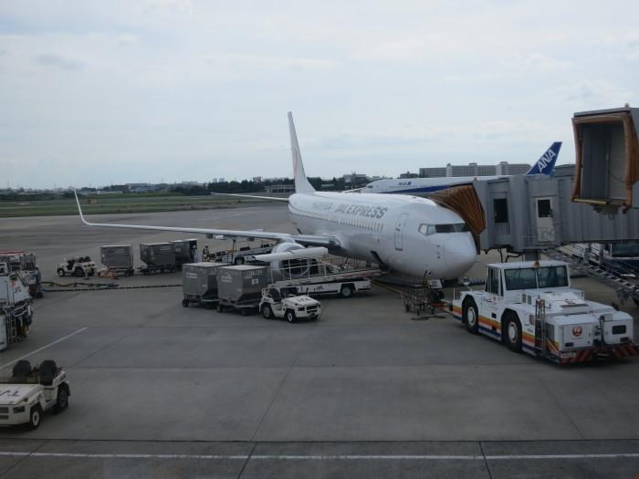 伊丹空港 JAL ラウンジ