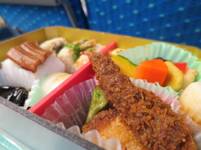 東海道新幹線50周年記念弁当 駅弁 おいしい