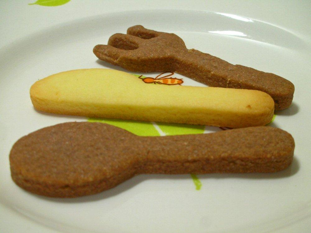 焼き菓子カトラリー