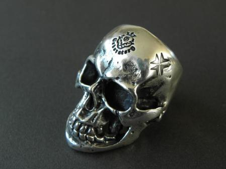 Gaboratory,Gabor,Ring,Skull,Silver,ガボラトリー,ガボール,シルバー,リング,スカル