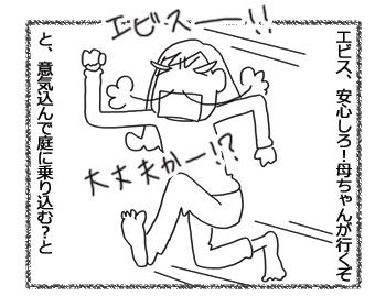 羊の国のラブラドール絵日記シニア!!「日常のドラマ」3