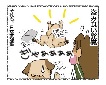 羊の国のラブラドール絵日記シニア!!「犬種ならでは?」3