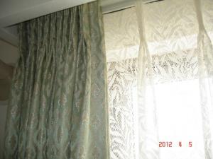 川島織物セルコン ソフトウェーブの吊元(つりもと)