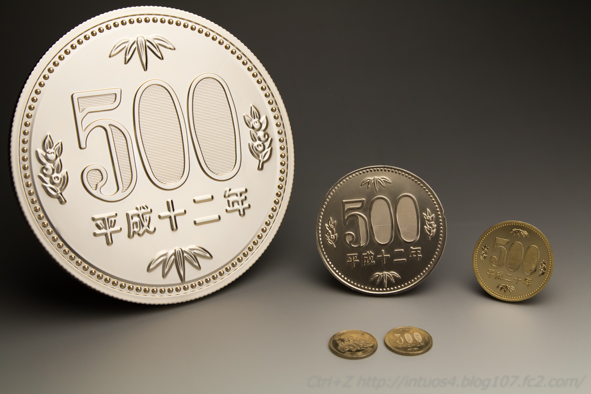 ジャンボコインルーティン組むなら500円玉が一番                  nw('2013','12','03','23')