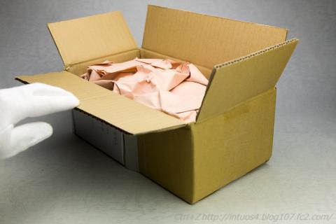 サウンドハウス 箱 梱包
