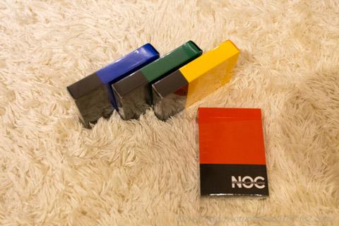 NOC V2 デック The Blue Crown