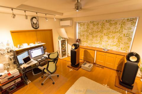 オーディオのある部屋 2013 夏