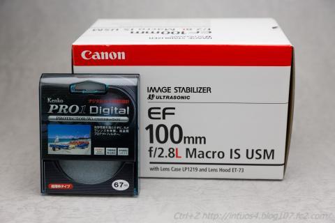 CANON 100mm F2.8 USM マクロ