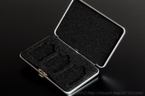 Digio2 SDカードケース(防磁機能に優れたメタル素材) シルバー MCC-501
