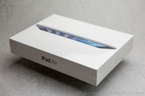 Apple iPad Air 箱